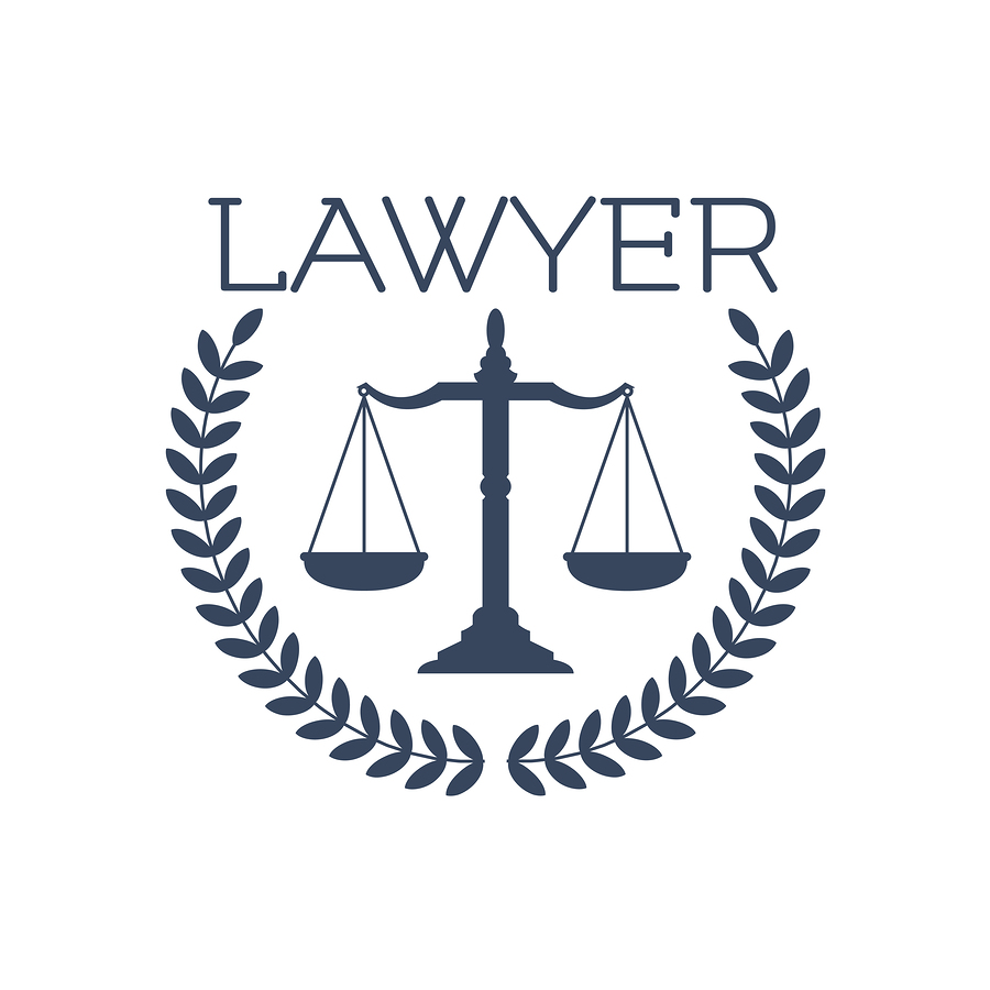 photo of Advocate or lawyer emblem