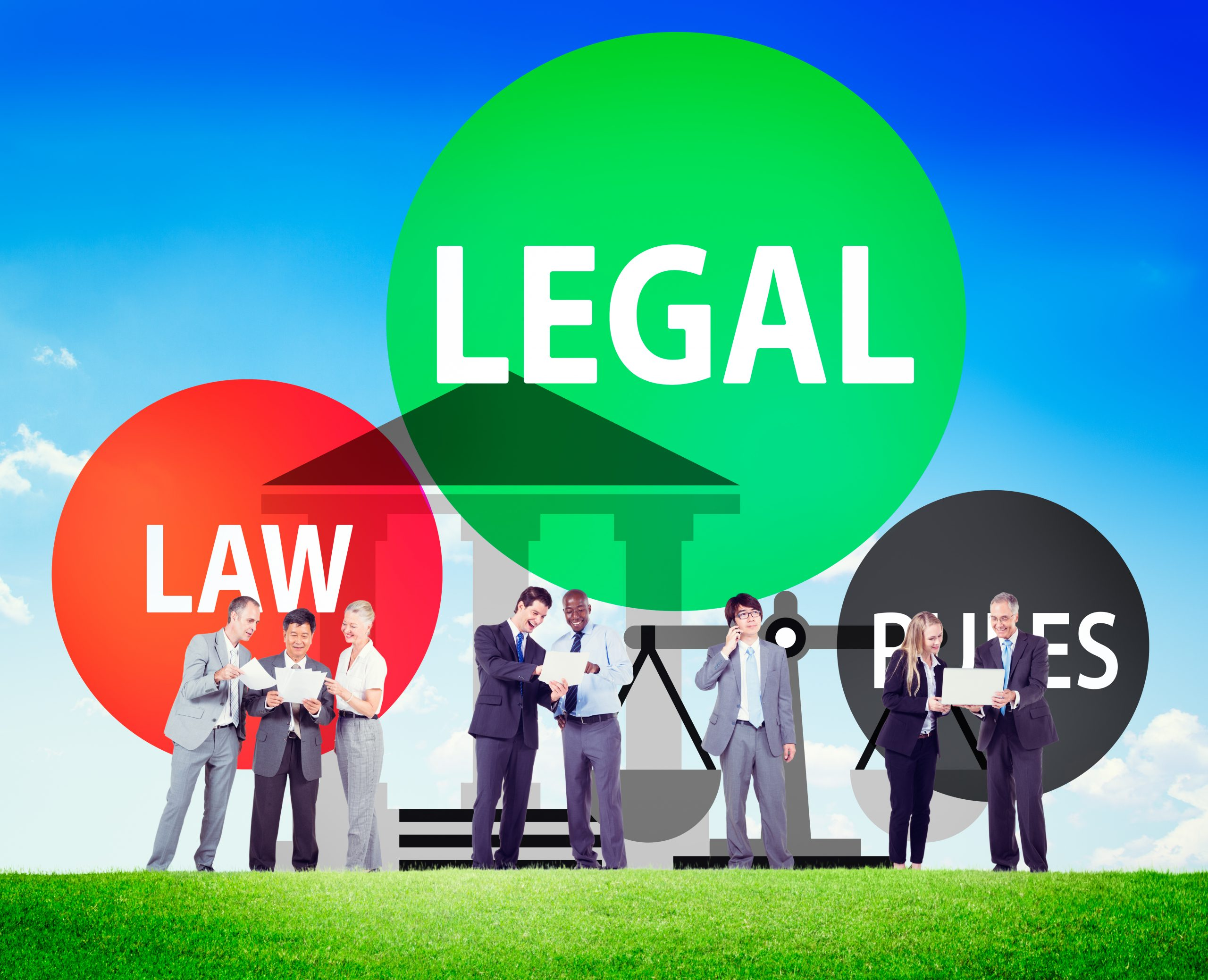 photo of Legal Law Rules Community Justice Social Gathering Concept