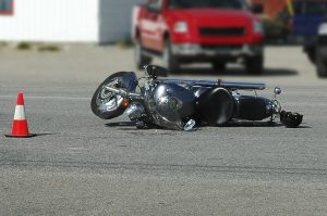 picture of motorcycle accident