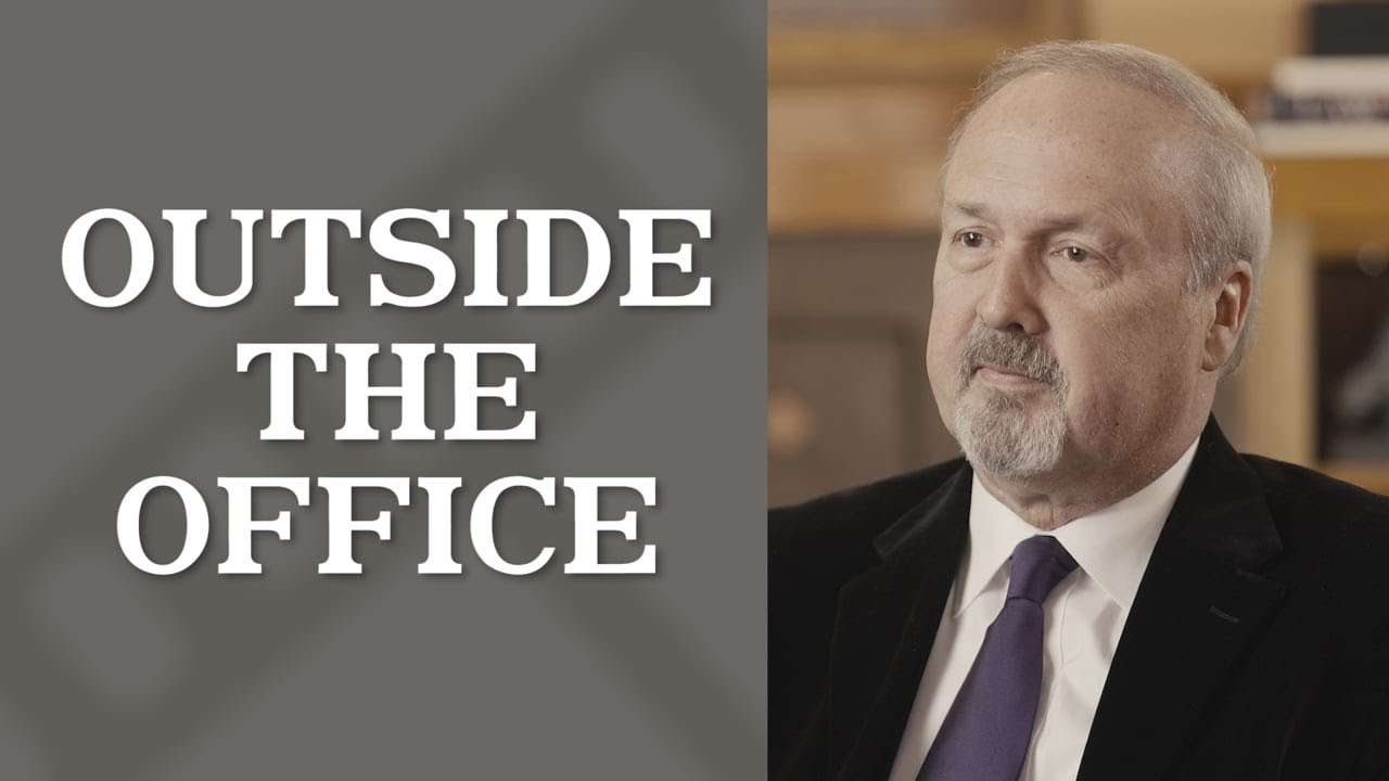 Outside the Office With Jeffrey B. Miller